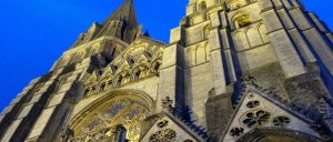 France Bayeux Cathedral