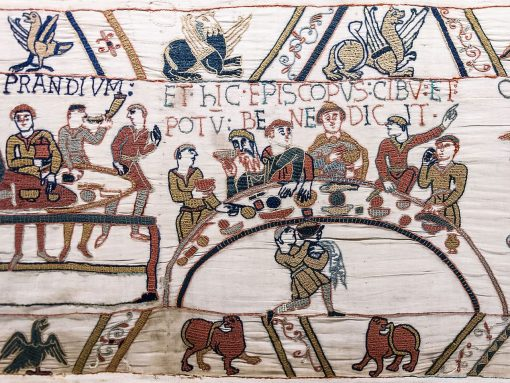 France Bayeux Tapestry