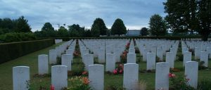 France Bayeux War cemetary