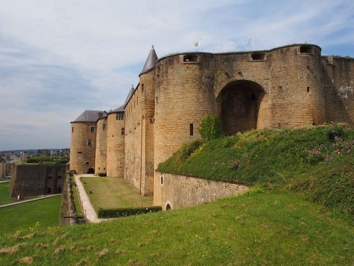 France Champagne Region Sedan Fortress