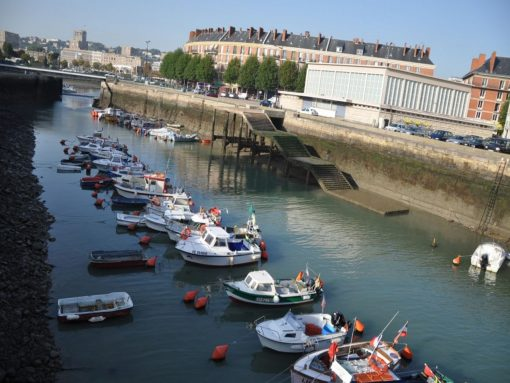 France Le Havre Canal