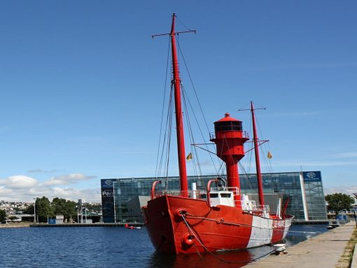 France Le Havre lightship