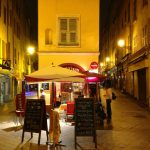 France-Nice-old-town-night
