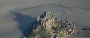 France Normandy Mont st michel view