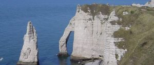 France Normandy The White Cliffs of Etretat 1