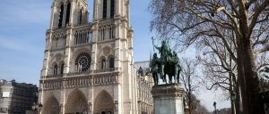 France Paris Notre Dame Cathedral1