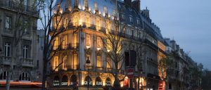 France Paris Saint Germain des Pres evening