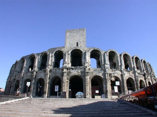 France Provence Arles Arena