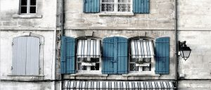 France Provence typical house 2