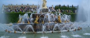 France Versailles Fountains and Statues