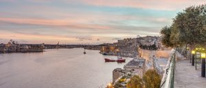 Grand Harbour Valletta 1