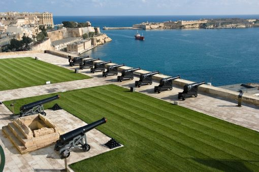 Grand Harbour Valletta 4