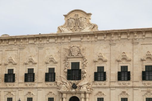 Grand Master's Palace Valletta 1