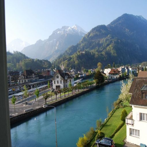 Interlaken River