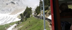Mont Pilatus bahn Train 02