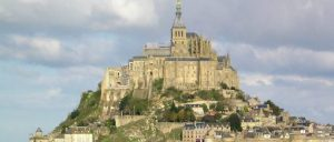 Mont Saint Michel France 1