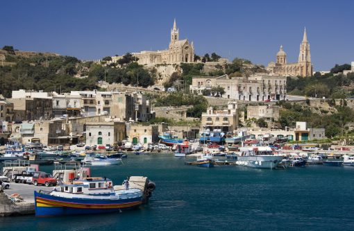 Port Mgarr Gozo