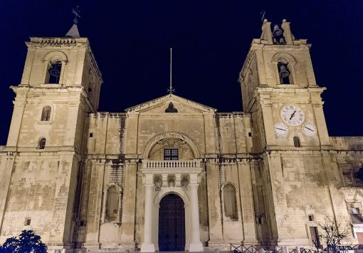 St. John's Co –Cathedral Valletta 1 1