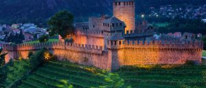 Switzerland Bellinzona