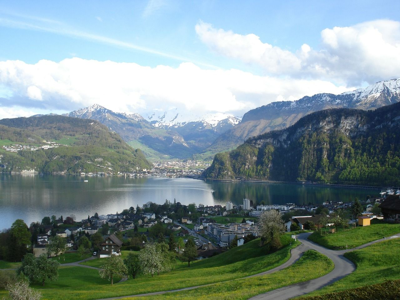 Switzerland - A Grand Tour - Road To Travel