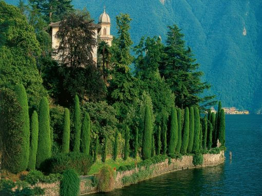 Switzerland Lugano Lake